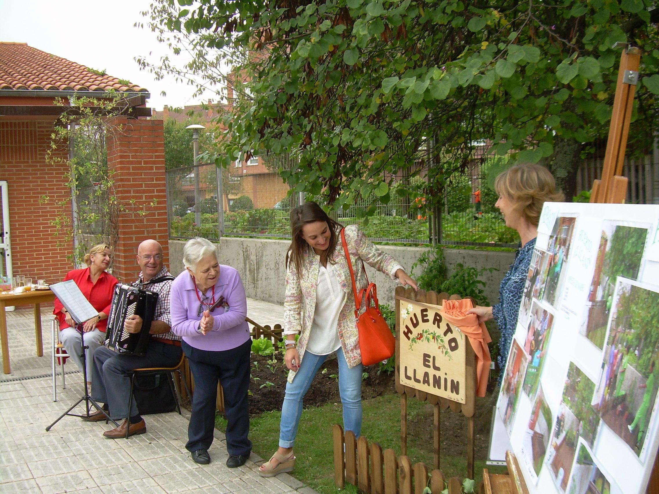 Cultivar, una terapia para nuestros mayores